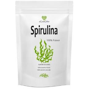 Порошок спирулины органический, запас на 2-3 месяца, содержит белок, кальций и витамины, богатый питательными веществами, высокое качество, БИО качество, содержит В1 (тиамин), B2(рибофлавин), B3 (никотинамид), D, витамин С, Из Германии