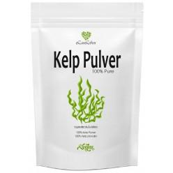 Келп, Бурая морская водоросль, Запас на 3-4 месяца, улучшает состояние костей и кожи; укрепляет иммунитет; помогает избавиться от излишнего веса,снижает воспалительные процессы в организме, Из Германии