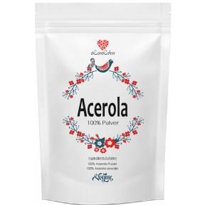 Барбадосская вишня - Ацерола, 20% витамина C В 1 чайной ложке, этого достаточно - суточная потребность человека. Запас на 2-3 месяца, предотвращает преждевременное старение; укрепляет иммунитет;  Из Германии