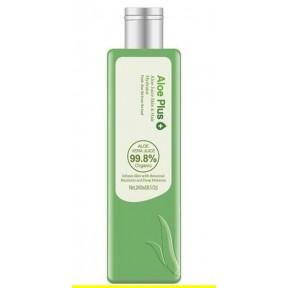 Тонер, для увлажнения кожи лица. 99.8% чистого сока алоэ вера. 240 мл, с дозатором. Высокое  качество! Изготовлен из 3 летнего растения алоэ вера. Из Германии