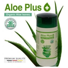 100% органический гель алоэ вера, 98.3% ЧИСТОГО СОКА для кожи и волос. Без алкоголя, без ароматизаторов, без парабенов, силиконов, гормонов. Из Германии