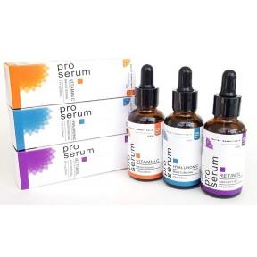 Антивозрастная сыворотка для лица, с витамином С, гиалуроновой кислотой и ретинолом. Веган. 100% натуральные ингредиенты, без искусственных добавок, сертифицирован. Из Германии