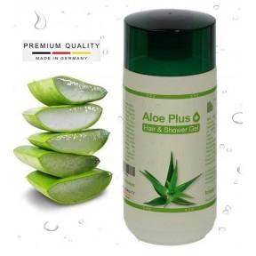 Гель для душа, с Aloe Vera и D-пантенолом. Премиум качество для волос и тела, подходит для ежедневного использования, рекомендуется для чувствительной кожи. Из Германии