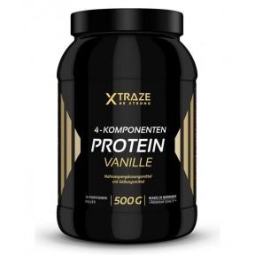 Многокомпонентный протеиновый коктейль, с особенно высоким содержанием белка. содержит важные аминокислоты, в том числе BCAA. Из Германии