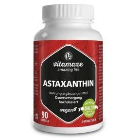 Природный астаксантин. Восстанавливает суставы, сухожилия, хрящи, уменьшает боль. Уникальный природный антиоксидант! Из ГЕРМАНИИ