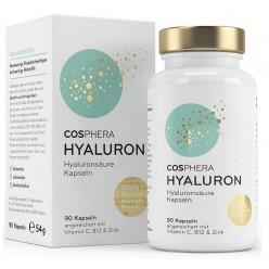 Популярный антивозрастной комплекс для суставов и кожи, с высокой дозой Гиалуроновой кислоты - 350 мг на капсулу из Германии