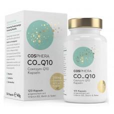 Антивозрастной (Anti-Aging) комплекс для  сердечно-сосудистой, нервной и иммунной систем с высокой дозой Коэнзима Q10-250мг на капсулу из Германии