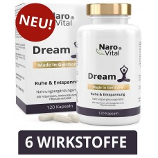 Биокомплекс для расслабления, улучшения сна и  настроения. С L-триптофаном, 5-HTP (серотонин и мелатонин), витамины группы В! Из Германии