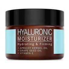Натуральный, высокоэффективный увлажняющий дневной крем для лица с гиалуроновой  кислотой, абрикосовым маслом и витамином Е из Германии