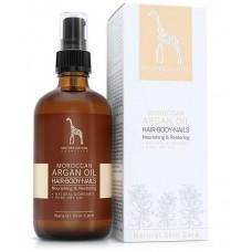Натуральное аргановое масло для волос, кожи и ногтей. Высококачественное и нежное, холодного отжима, ручной работы из Марокко. Сертификация чистоты в Германии