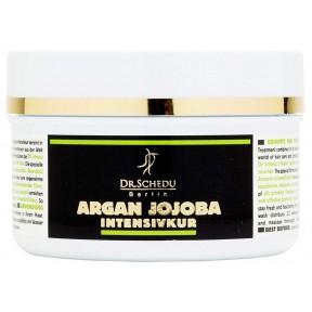 Высококачественный, сбалансированный бальзам для сухих и поврежденных волос с аргановым маслом, маслом жожоба, протеином шёлка, экстрактом водорослей. Из Германии