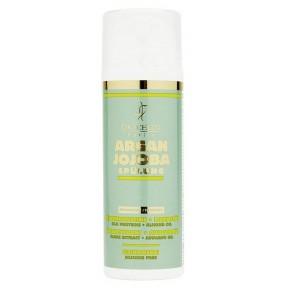 Бальзам ополаскиватель для волос: Аргана жожоба с протеинами шёлка, миндальным маслом, экстрактом водорослей, маслом Ши и коллагеном. Сделано в Германии!