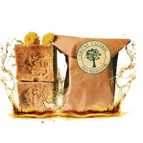 Уникальное мыло для мытья волос и душа, 40/60% лавровое масло / оливковое масло, pH 8-Detox. Веганский натуральный продукт ручной работы - 6 лет выдержки! Из Германии