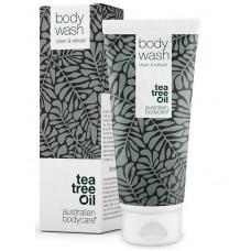 Гель для душа с натуральным маслом чайного дерева. 100% vegan (200 мл) содержит 100% чистое австралийским масло чайного дерева. Из Германии