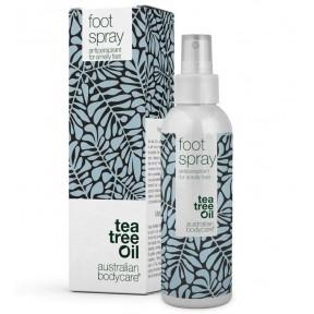 Эффективный спрей от пота и запаха на ногах и обуви с натуральным, высококачественным маслом чайного дерева, устраняет неприятный запах пота ног. Из Германии