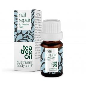 Восстанавливающее средство по уходу за ногтями с натуральным маслом чайного дерева, для потрескавшихся, грубых, ломких, пораженных грибком ногтей. Из Германии