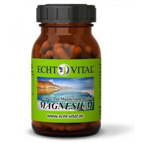 Магний 15% дицитрат! 500 мг на 1 капсулу. Противодействует истощению, поддерживает здоровый энергетический обмен и здоровую мышечную функцию. Из Германии