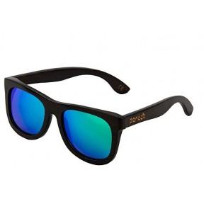 Бамбуковые зеркальные солнцезащитные очки, поляризованные, с футляром для очков, отверткой и сумкой, для мужчин и женщин! Из Германии
