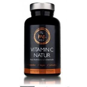 Натуральный витамин С из вишни ацеролы. ЗАПАС НА 4 МЕСЯЦА! Без нежелательных добавок. Укрепляет иммунитет и нервную систему. Из Германии