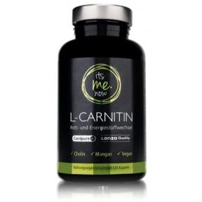 L-КАРНИТИН, для коррекции метаболических процессов и выработки энергии, 630 мг чистого L-карнитина. ЗАПАС НА 4 МЕСЯЦА. Carnipure качество. Из Германии