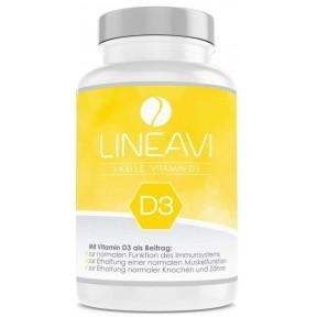 Витамин D3 1.400 единиц на капсулу. Поддерживает иммунную систему, кожу, волосы, ногти, а также для здоровья костей и зубов. ЗАПАС НА 4 МЕСЯЦА. Из Германии