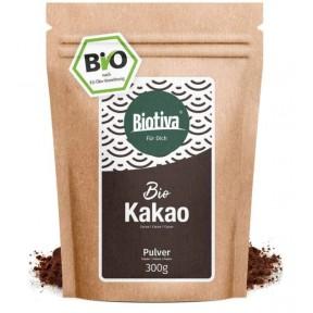 Какао-порошок обезжиренный натуральный 300г Для укрепления сердца, повышает концентрацию и выносливость. Содержит йод, цинк, магний. ЗАПАС НА 3-4 МЕСЯЦА! Из Германии