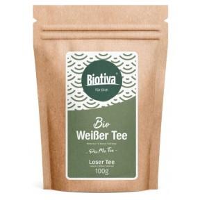 Белый чай Пай Му Тан, органический. Ферментированный, из чайного сада Qingshan 100% ЧИСТОТА ПРОДУКТА. ЗАПАС НА 2-3 МЕСЯЦА! Из Германии