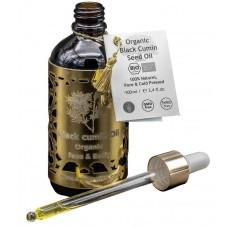 Масло черного тмина. 100 мл. Сертифицированное, сделано из семян черного тмина. Эффективно в борьбе с экземами, псориазом и дерматитами. ЗАПАС НА 5-6 МЕСЯЦЕВ! Из Германии