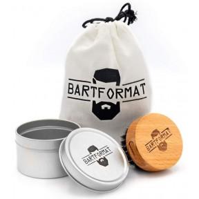 Щетка для бороды. Сделана из щетины кабана, с удобной ручкой из бука + коробка для хранения и хлопчатобумажная сумка для путешествий. Очень качественный продукт! из Германии