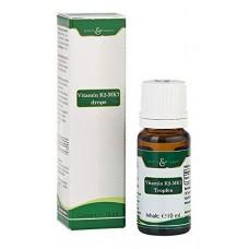 Витамин K2(MK7) All Trans с высокой дозой, 200μg суточная доза. 10 мл в бутылке. Сделано в Германии. Вместе с оливковым, кокосовым маслом MTC и менахиноном-7.