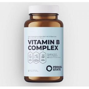 Комплекс витаминов группы В. В биоактивной форме и с естественными со-факторами. Помогают уменьшить усталость, поддерживают энергетический обмен. ЗАПАС НА 3-4 МЕСЯЦА! Из Германии