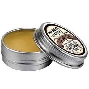 Mr. Bear Family Lip Balm Coconut. Бальзам для губ с мягким ароматом кокоса. С маслом ши, пчелиным воском, карнаубским воском, кокосовым маслом и маслом жожоба. Из Германии
