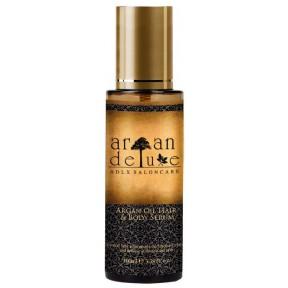Argan Deluxe аргановое (марокканское) масло для волос. 100 мл. Богато витамином Е, омега-3, 6 и 9 жирными кислотами. Оно восстанавливает волосы и увлажняет волосы. Из Германии