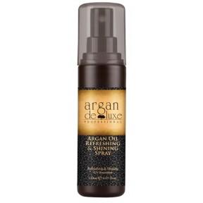 Аргановый спрей для волос - мгновенный уход. 120 мл. богато витамином Е, омега-3, 6 и 9 жирными кислотами. Восстанавливает волосы и обладает увлажняющим эффектом. Из Германии