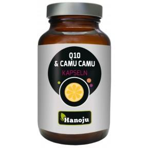 Каму каму 350 мг + Q10 50 мг, запас на 2 МЕСЯЦА. Повышает иммунитет, укрепляет нервную систему, нормализует психику, снижает утомляемость, защищает клетки. Из Германии