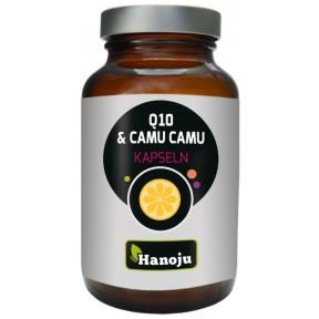 Ягода каму каму (натуральный витамин С) 350 мг + Q10 50 мг. ЗАПАС НА 3 МЕСЯЦА, повышает иммунитет, укрепляет нервную систему, защищает клетки, снижает утомляемость. Из Германии