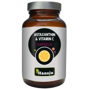 Астаксантин 135 мг + Витамин С 500 мг, запас на 3 МЕСЯЦА, регенерирует клетки, снижает утомляемость, укрепляет сосуды, суставы, сухожилия, укрепляет нервы. Из Германии