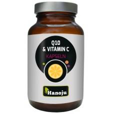 Коэнзим Q10 30 мг + Витамин С 500 мг. Запас на 2 МЕСЯЦА, омоложение кожи, укрепление мышц, иммунитета, нервной системы, даёт бодрость, нормализует обмен веществ. Из Германии