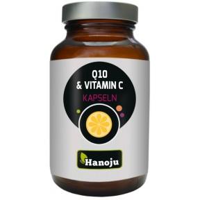 Коэнзим Q10 30 мг + Витамин С 500 мг, запас на 3 МЕСЯЦА, для защиты мозга, укрепления сердца и сосудов, восстановления кожи, повышает иммунитет, укрепляет нервы. Из Германии