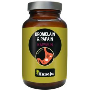 Бромелайн + папаин, запас на 3 МЕСЯЦА, против воспалений, ускоряет процессы заживления, имеет противораковые свойства и предотвращает образование тромбов. Из Германии