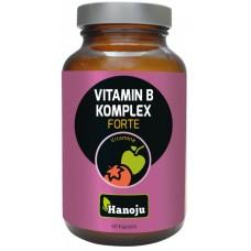 Комплекс витаминов группы B + витамины Е, С и коэнзим Q10, Запас на 2 месяца. Без искусственных ароматизаторов, с порошком каму каму. Сделано в Германии.