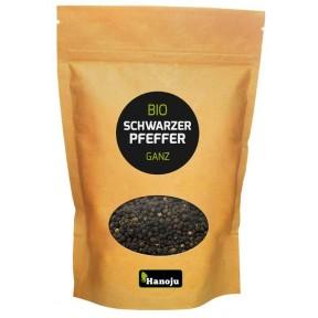 Органический черный перец. 100 г. полезен для устранения лишнего веса, снятия усталости, устранения головной боли. Черный перец облегчает боли в суставах, чистит сосуды. Из Германии