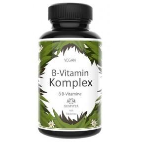 Комплекс витаминов группы В плюс биотин и фолиевая кислота. Запас на 3-4 месяца! 100% ЧИСТОТА ПРОДУКТА. Напрямую из Германии