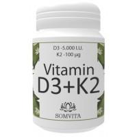 Витамин D3+K2, дозировка 5000 I.U. Из Германии. Запас на 30 дней. Повышает иммунитет, укрепляет кости, важный «пред»- гормон. 100% чистота. Из Германии