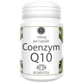 Коэнзим Q10 - 100 мг на 1 капсулу убихинон! ЗАПАС НА 30 ДНЕЙ, Веганское качество, 100% чистота продукта. Укрепляет сердце, восстанавливает нервные клетки и клетки мышц. Из Германии.