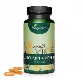 Куркумин и пиперин, запас на 2-3 месяца, веганский, богаты витаминами и минералами, снижает воспаления, индийский шафран, куркумин. Биоактивный экстракт. ИЗ ГЕРМАНИИ