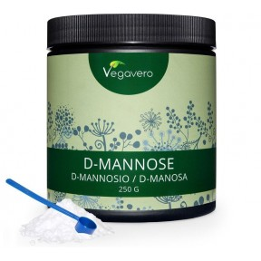 D-МАННОЗА в порошке 250 г ЗАПАС НА 4-5 МЕСЯЦЕВ! Растительный, 100% чистый и натуральный продукт! Улучшает пищеварение, повышает иммунитет, пребиотик. ИЗ ГЕРМАНИИ