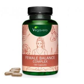 ЖЕНСКИЙ КОМПЛЕКС для мочеполовых органов, при ПМС, дисбалансе гормонов, нервозности. Содержит витамины и минералы для восстановления волос и ногтей. Из Германии