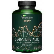 ДЛЯ АКТИВНЫХ МУЖЧИН, L-аргинин ПЛЮС, ЗАПАС НА 3-4 МЕСЯЦА, содержит маку, кордицепс, натуральный витамин С, улучшает кровообращение, дает энергию, силу. ИЗ ГЕРМАНИИ