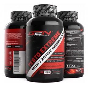 Тестостерон Экстрим, комплекс для повышения тестостерона, с высокой дозой D аспарагиновой кислоты, аминокислотами, для активных мужчин и спортсменов. ИЗ ГЕРМАНИИ